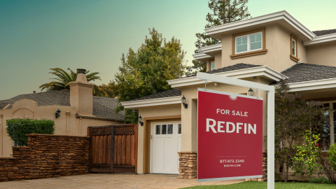 A home for sale in Palo Alto. The San Francisco Bay Area topped the list of places with the largest net outflow of prospective homebuyers in the Redfin Migration Report. (Photo: Business Wire)