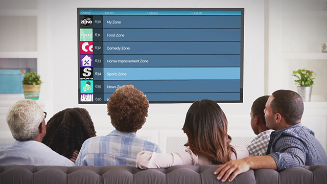 ZONETV is a quantum leap forward for pay-TV, with its unique active Artificial Intelligence technology that personalizes the viewing experience.