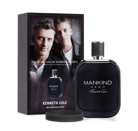 "Kenneth Cole MANKIND HERO Partners with Big Brothers Big Sisters to Launch ""Hometown Heroes"" Campaign (Photo: Business Wire)"