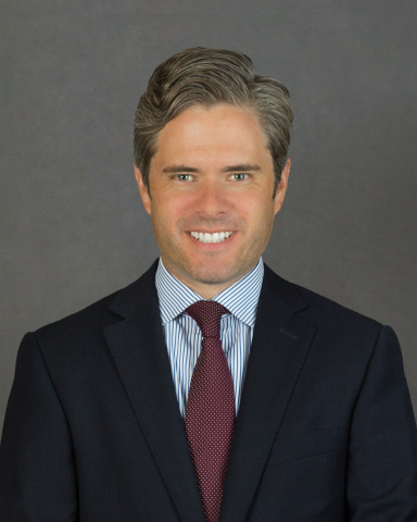 Ryan Bassett, Principal, Real Estate Investment at Investcorp (Photo: Business Wire)