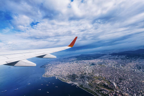 Gogo Bolsters Inflight Connectivity Capacity over North America and the Pacific with SES (Photo: Business Wire)