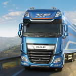 Model Year 2017 DAF XF Truck (Photo: Business Wire)