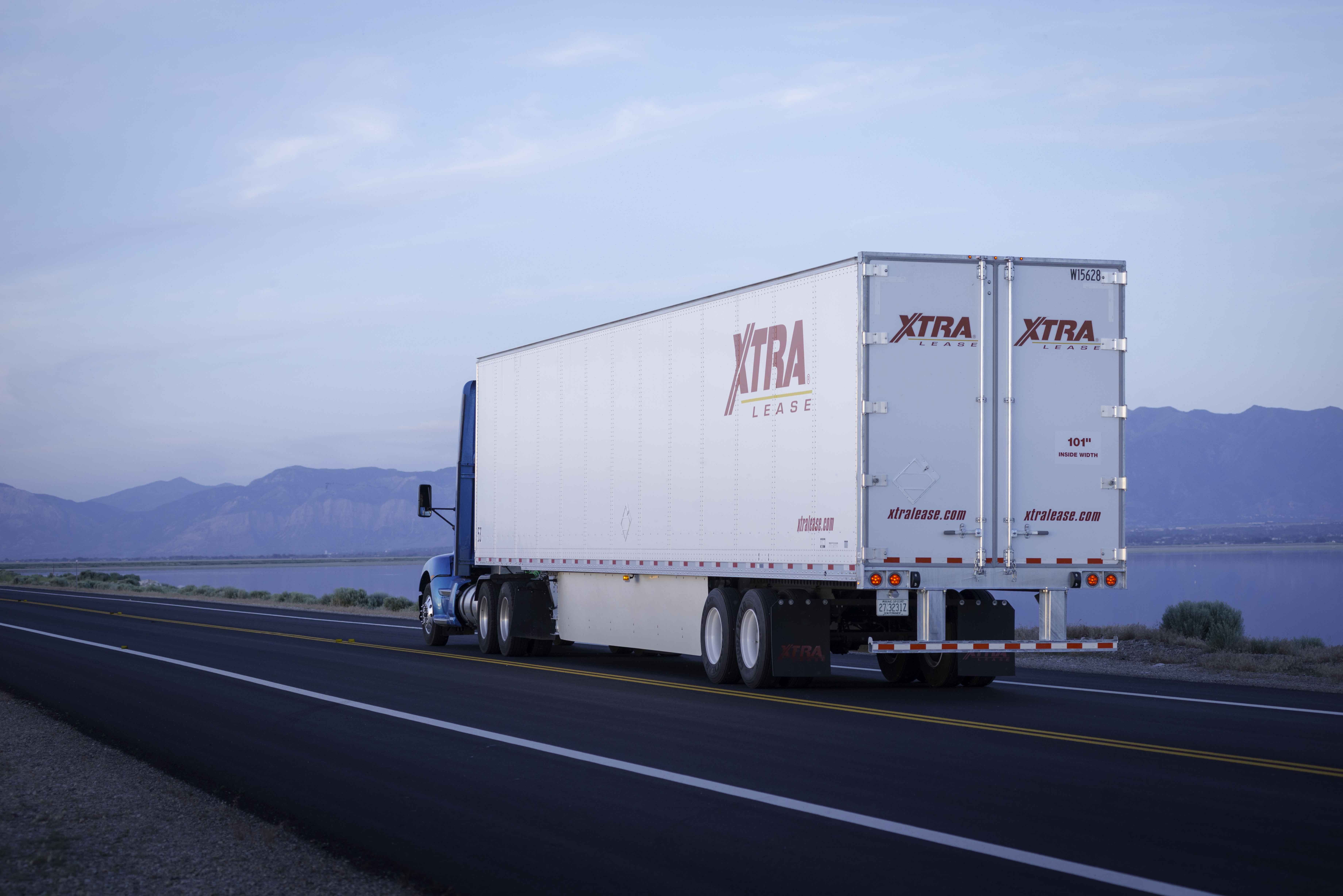 XTRA Lease Selects SkyBitz™ Trailer Tracking for Its Dry Vans and ...