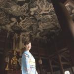 "Kenninji Dharma Hall - Photographs shot using ""PaN"" (Photo: Business Wire)"