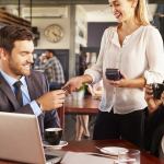 TNS has launch Global Wireless Access for mobile POS terminals (Photo: Business Wire)