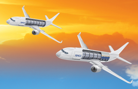PEMCO World Air Services offers two conversion programs for the Boeing Next Generation 737-700 aircraft: the Passenger-to-Freighter (B737-700F) conversion and the Passenger-to-FlexCombi™ (B737-700FC) conversion. (Photo: Business Wire)