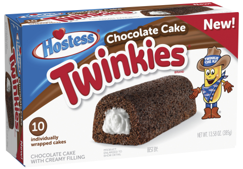 Chocolate Cake Twinkies® (Photo: Business Wire)