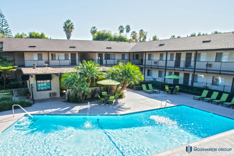 84 Units in Santa Ana, CA Sold by The Mogharebi Group (Photo: Business Wire)