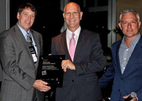left to right: Mitchell Muehsam, Harlan Sands, Gregg Gordon (Photo: Business Wire)
