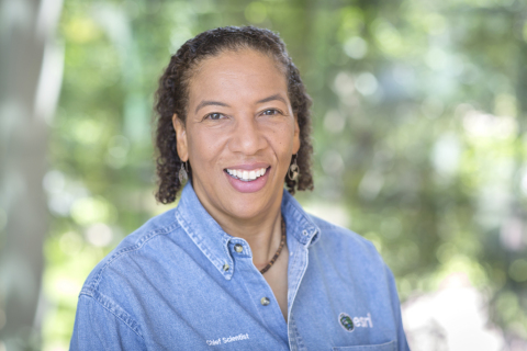 Esri, the global leader in spatial analytics, today announced that its chief scientist, Dr. Dawn Wright, will be speaking at the National Academy of Sciences' Roger Revelle Commemorative Lecture, to be held April 28 at the Smithsonian National Museum of Natural History in Washington, D.C. (Photo: Business Wire)