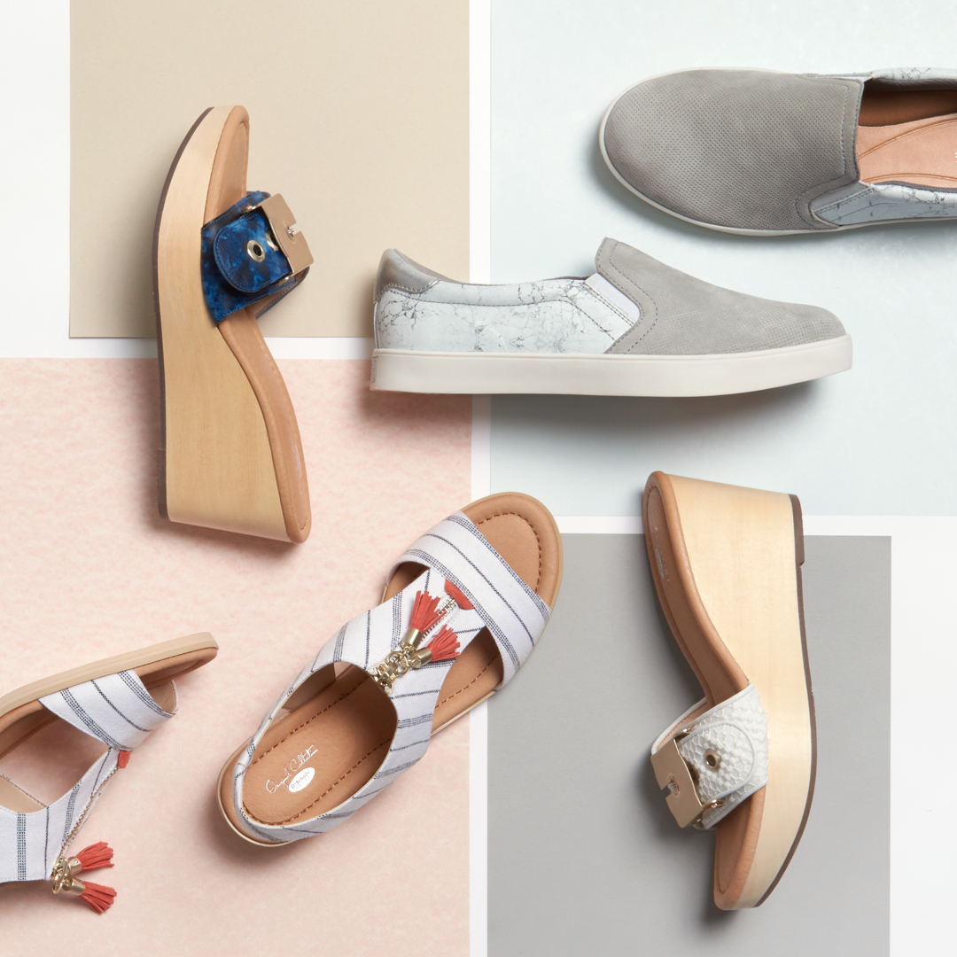 152f2bff23b Dr. Scholl's Shoes for Anthropologie | El Diario NY