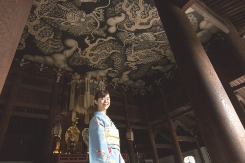 """建仁寺Dharma Hall - 用""""PaN""""拍摄的照片(美国商业资讯)"""