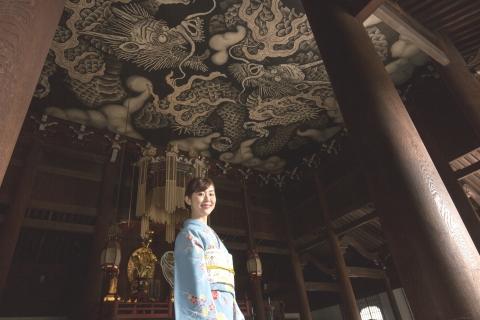 """建仁寺Dharma Hall - 用""""PaN""""拍攝的照片(美國商業資訊)"""