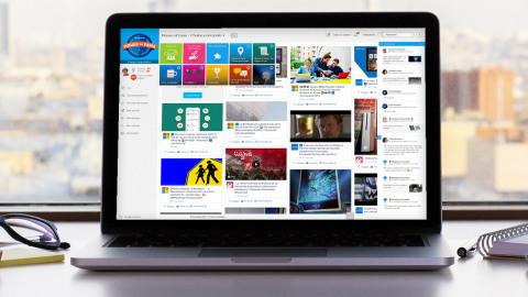 Sociabble4Fans permet aux membres d'une communauté de mieux connaitre leur marque préférée, d'interagir avec elle et de devenir des ambassadeurs. Les utilisateurs de la plateforme peuvent accéder et partager du contenu de la marque, soumettre du contenu, suivre des modules de formation, travailler en co-création, le tout dans un environnement gamifié. Microsoft France fait partie des premières entreprises à utiliser Sociabble4Fans. 10 000 fans ont participé au processus de sélection et dès la première semaine plus de 1 500 contenus ont été générés par les utilisateurs, avec un reach potentiel de plus de 1 000 000 de points de contacts. (Photo: Business Wire)