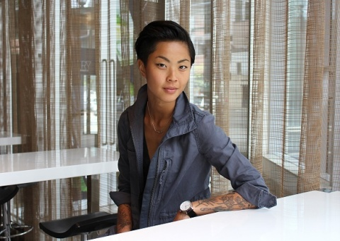 Kristen Kish partners with Macy's for Asian Pacific American Heritage Month. (Photo: Business Wire)
