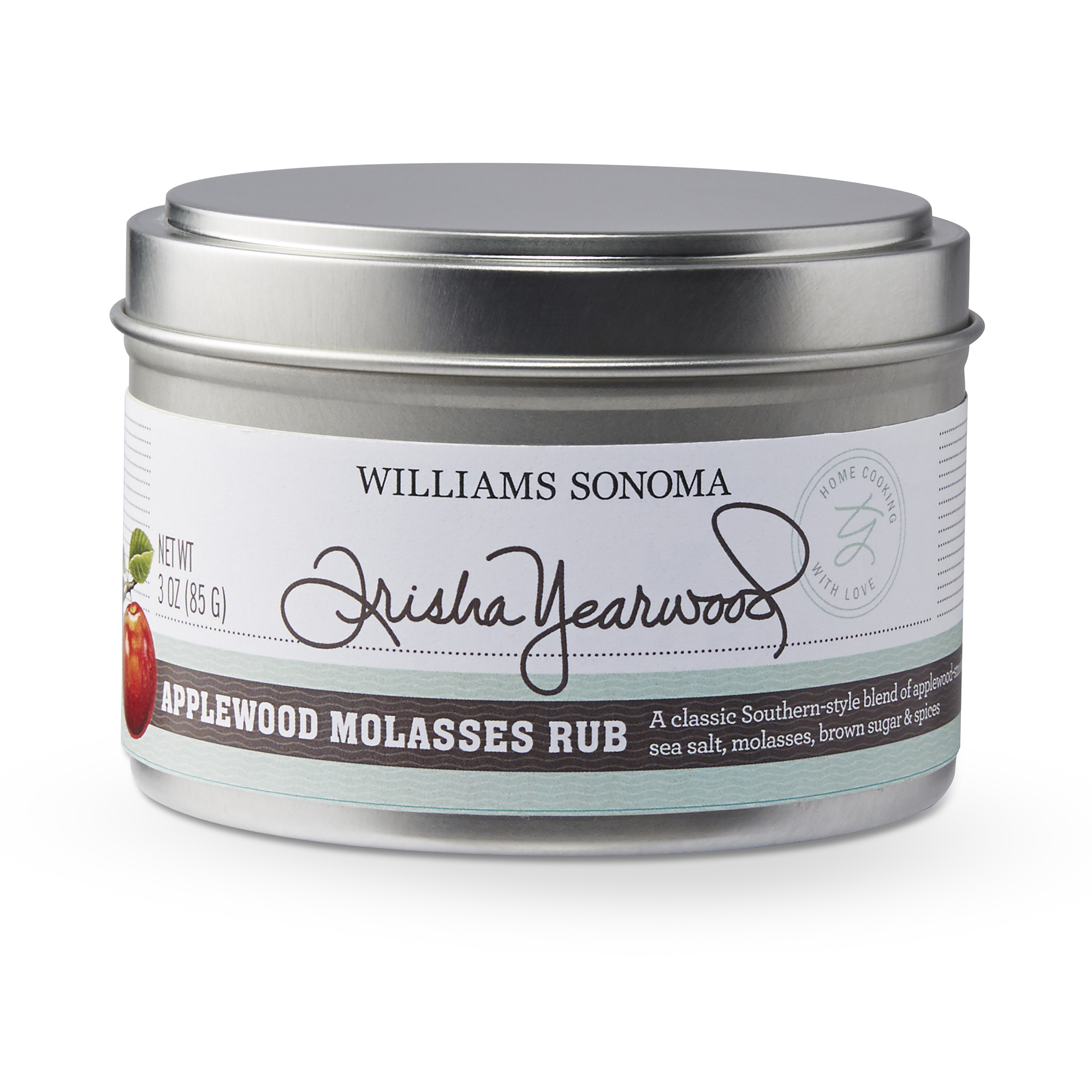 Williams Sonoma and Trisha's Kitchen Applewood Molasses Rub (Photo: Business Wire)