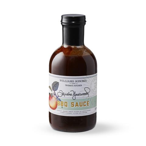 Williams Sonoma and Trisha's Kitchen Apple BBQ Sauce (Photo: Business Wire)