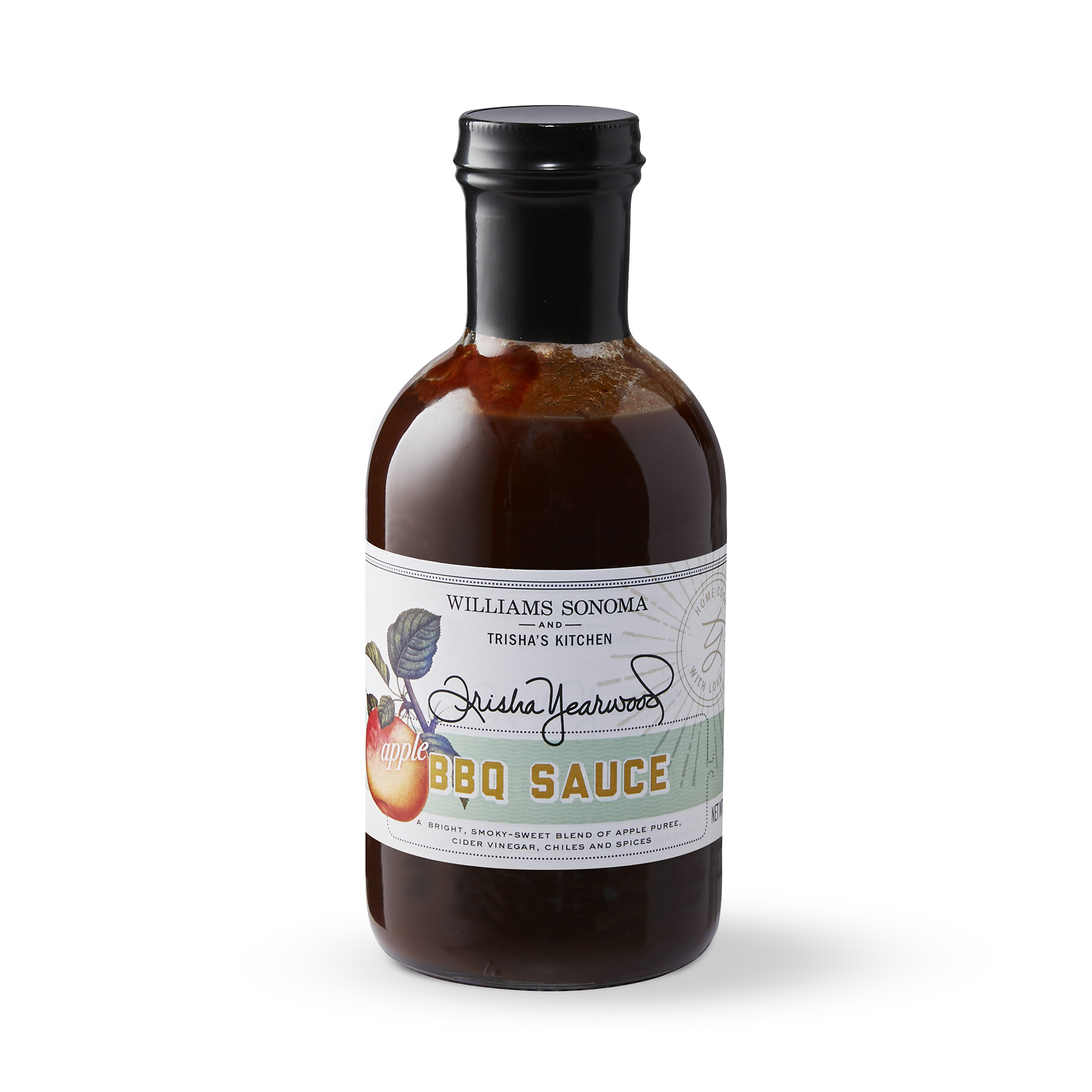 Williams Sonoma and Trisha's Kitchen Apple BBQ Sauce (Photo: Business Wire)