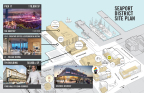 Seaport District Site Plan (Graphic: Business Wire)