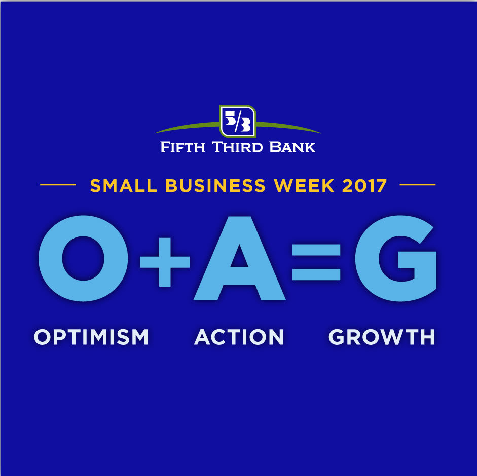 To achieve their goals of growth, small business owners must translate optimism into action. (Photo: Business Wire)