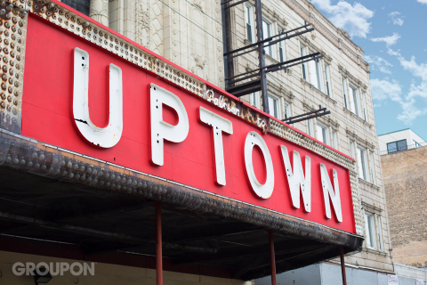 Uptown becomes the fourth Chicago neighborhood to run a community-wide Groupon promotion (https://www.gr.pn/uptown). (Photo: Business Wire)