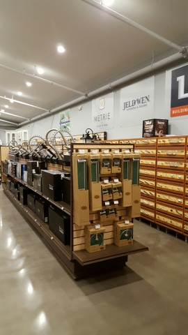 84 Lumber's newest store in Holbrook, MA. (Photo: Business Wire)
