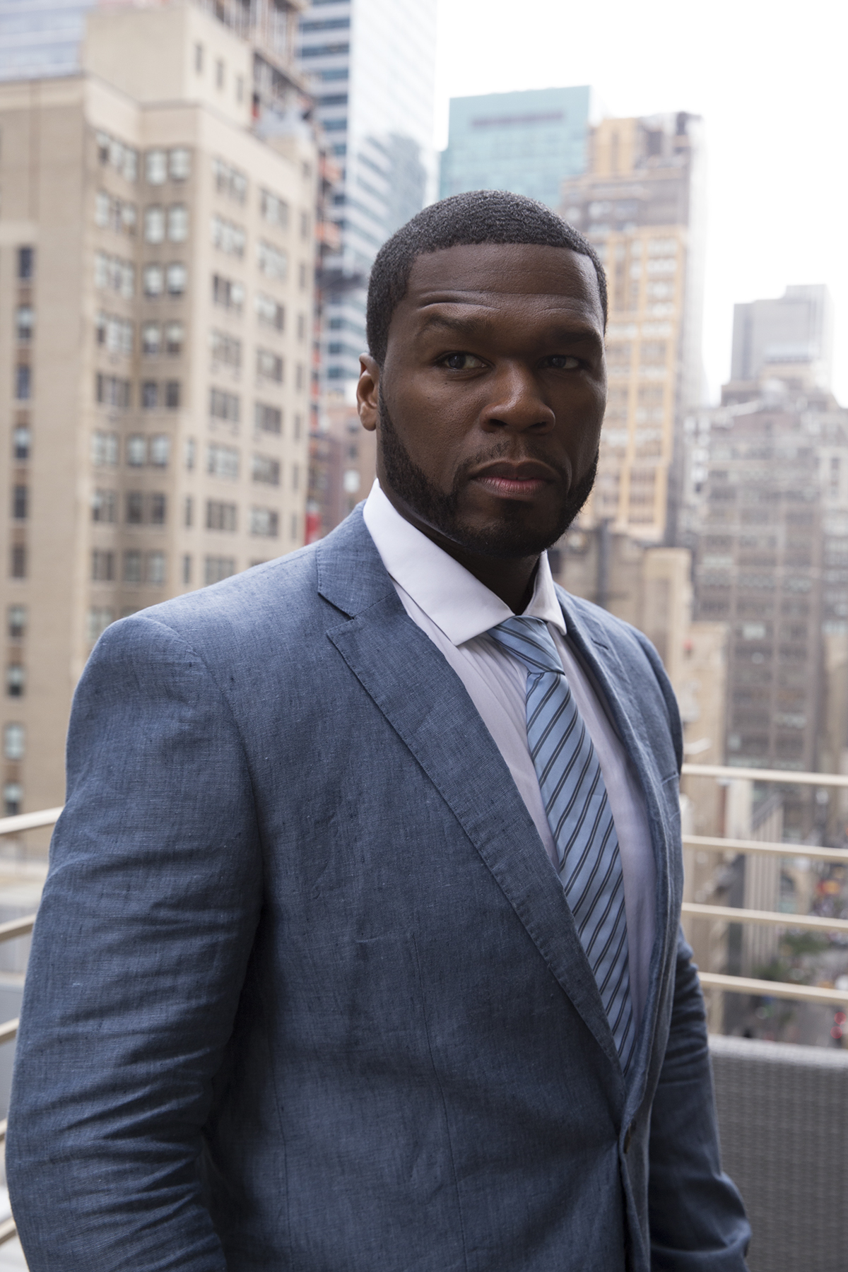 "Curtis ""50 Cent"" Jackson – Photo Courtesy of G Unit"