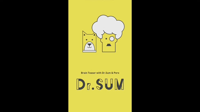 Play this Fun Sum Game with Dr. SUM!