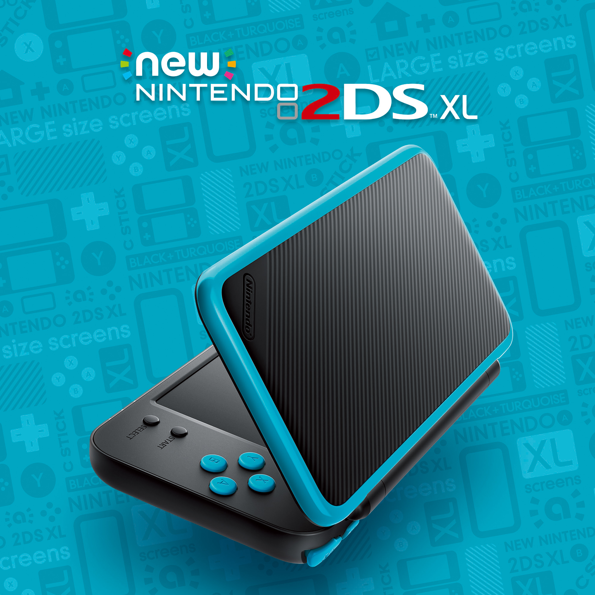 Nintendo to Launch New Nintendo 2DS XL Portable System on July 28 ...