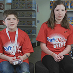 """Asked to explain what their parents do all day at The Kraft Heinz Company, kids said the darndest things in a new video filmed during the company's first-ever """"Take Your Sons & Daughters To Work Day."""""""