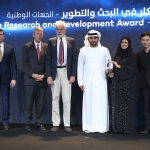 Category Innovative Research & Development Award - National Institutions Joint 1st Place Masdar Institute in Khalifa University, UAE - (Photo: ME NewsWire)