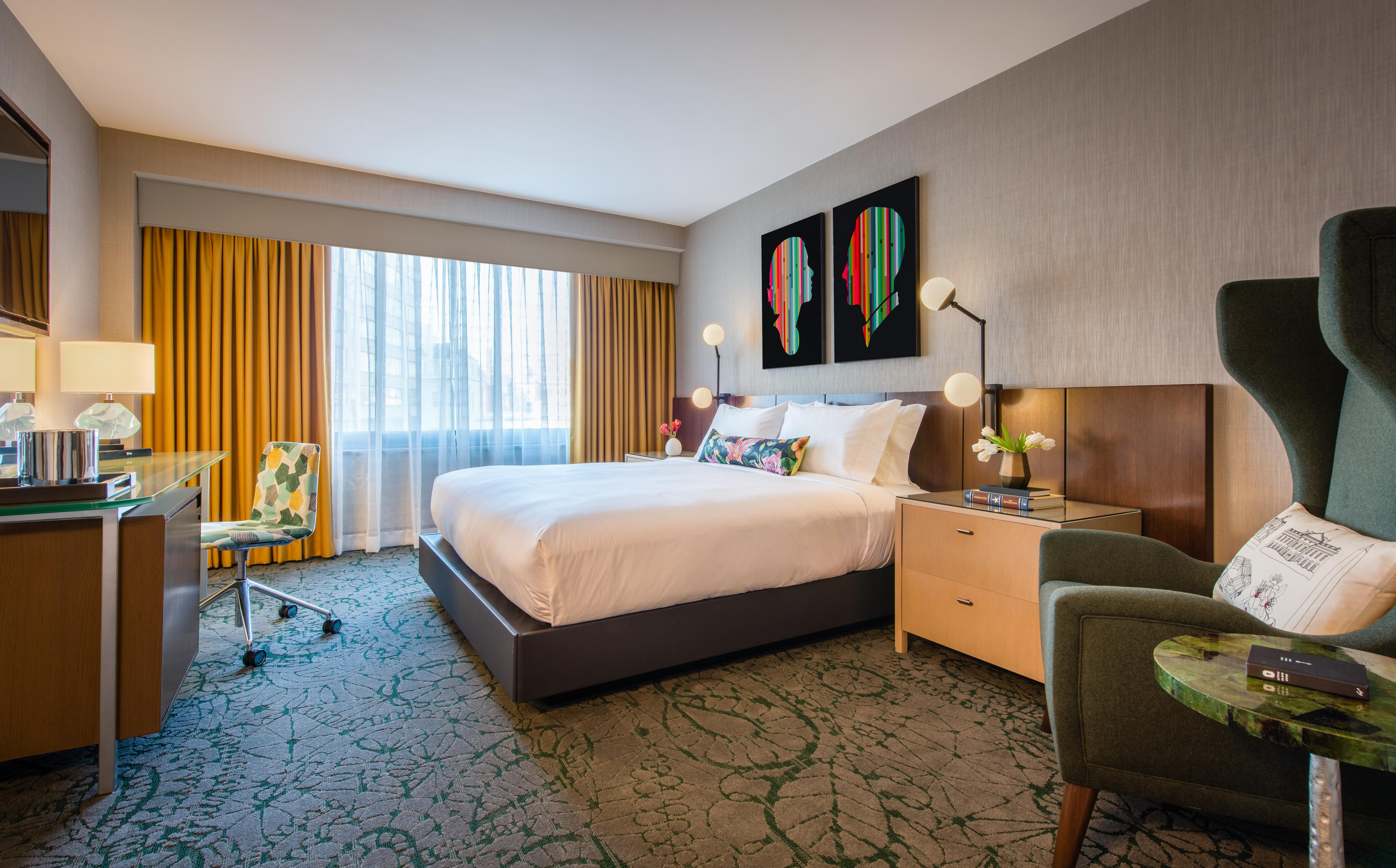 Mr. Darcy Goes to Washington: Curio Collection by Hilton™ Arrives in Nation's Capital (Photo: Business Wire)