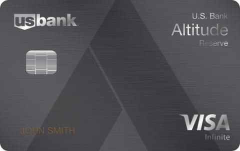 US Bank Altitude Reserve Infinite Visa Card (Photo: U.S. Bank)