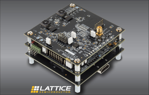Lattice's Embedded Vision Development Kit is optimized for mobile-influenced system designs that require flexible, low cost, and low power image processing architectures. (Photo: Business Wire)