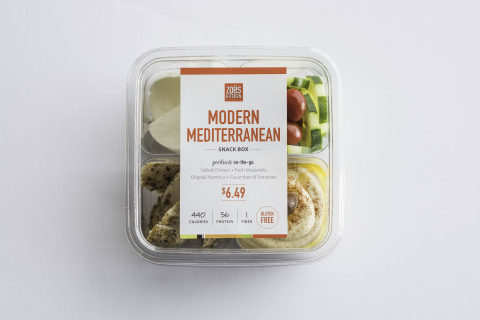 Zo 235 S Kitchen Kicks Off National Mediterranean Diet Month