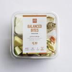 Zoës Kitchen Balanced Bites Snack Box (Photo: Business Wire)