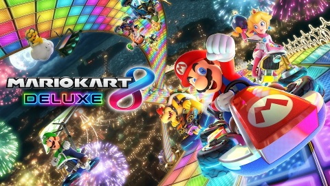 The solid sales numbers for Mario Kart 8 Deluxe equate to an attach rate of 45 percent - meaning nearly one in two Nintendo Switch owners in the U.S. purchased a copy of Mario Kart 8 Deluxe on the first day it was available. (Graphic: Business Wire)