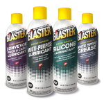 B'laster's new line of NSF-certified food grade products (Photo: Business Wire)