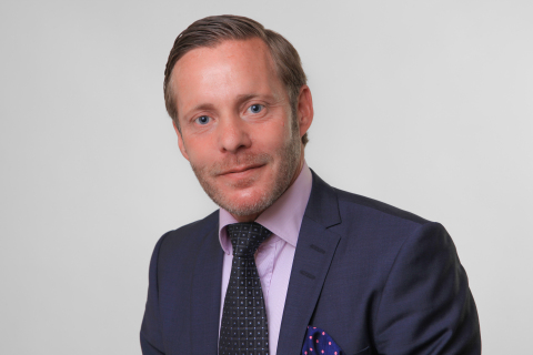 Patrick Palmgren appointed new CDO of BearingPoint (Photo: Business Wire)