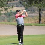 Skechers GO GOLF pro athlete, Matt Atkins, wearing the GO GOLF Focus at the 2017 El Bosque Mexico Championship. (Photo: Business Wire)