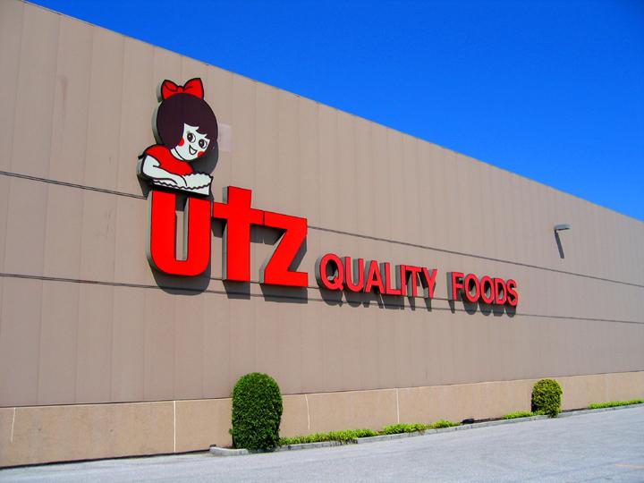 Utz Quality Foods, LLC Main Headquarters (Photo: Business Wire)
