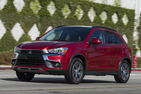 2017 Outlander Sport (Photo: Business Wire)