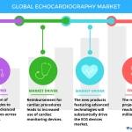 Technavio has published a new report on the global echocardiography market from 2017-2021. (Graphic: Business Wire)