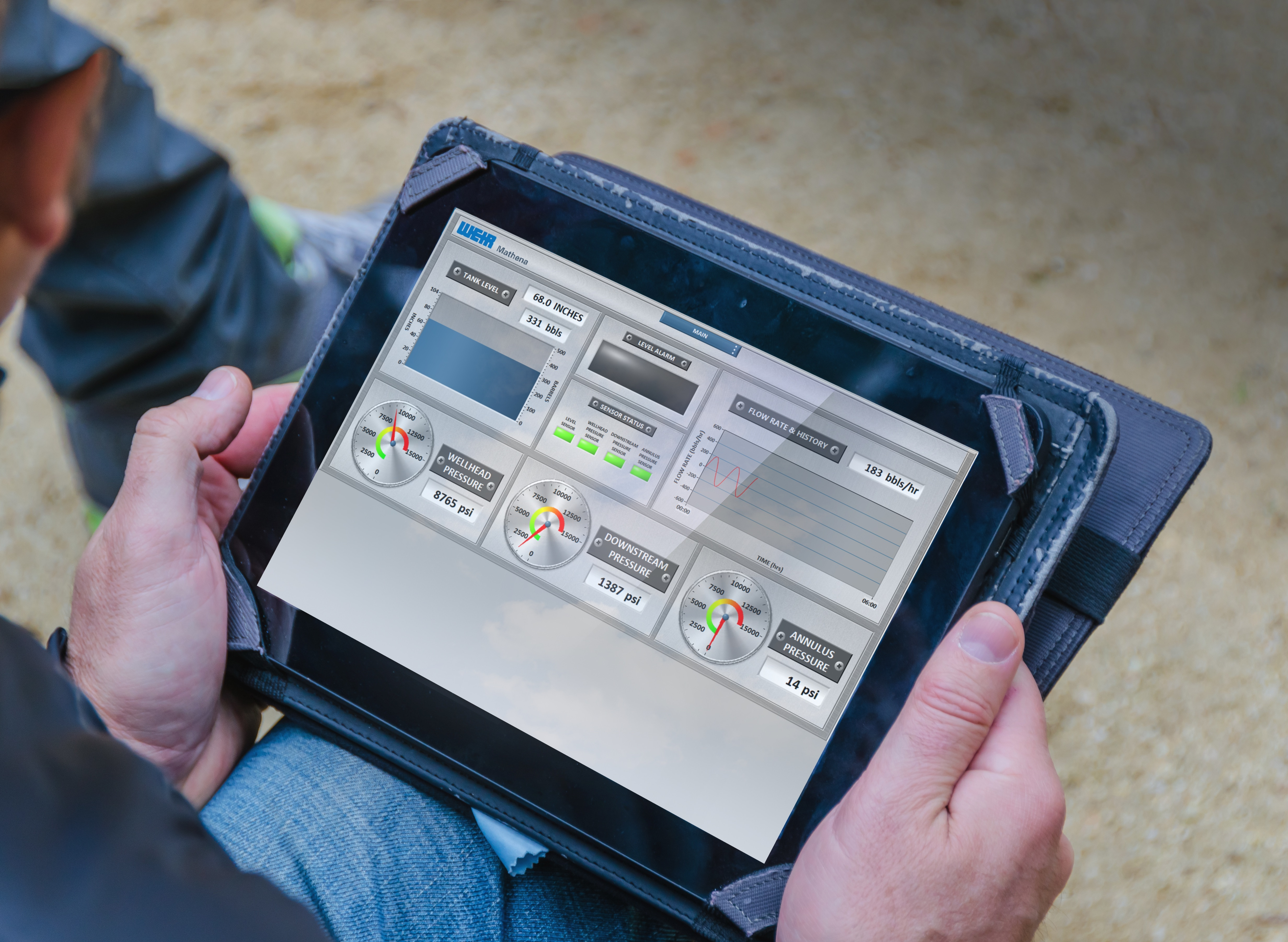Weir Oil & Gas Launches Intelligent Systems for Pressure Control ...