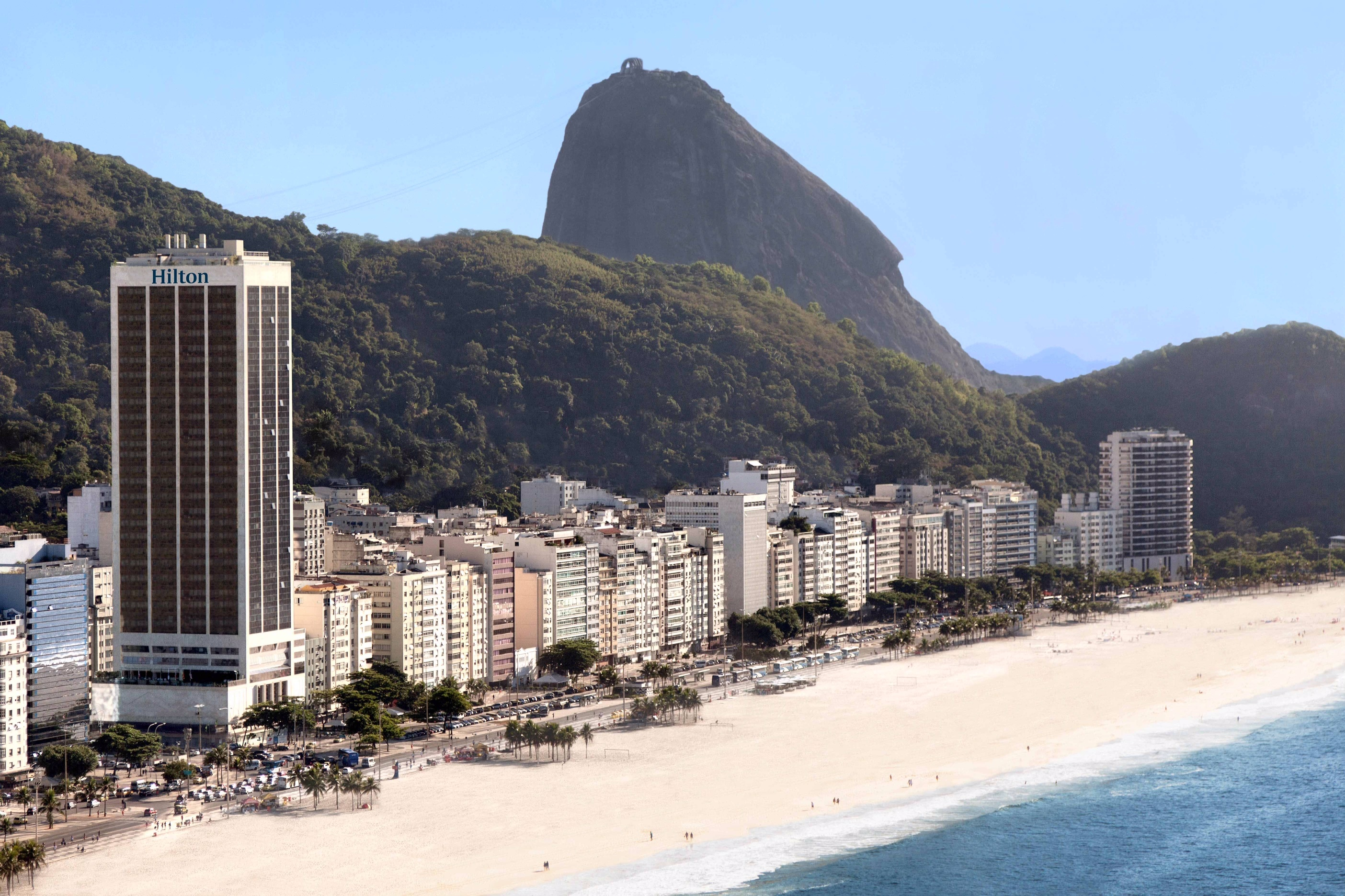 Hilton (NYSE: HLT) today announced the opening of Hilton Rio de Janeiro Copacabana, marking a significant milestone as the company's 100th hotel in Latin America. (Photo: Business Wire)