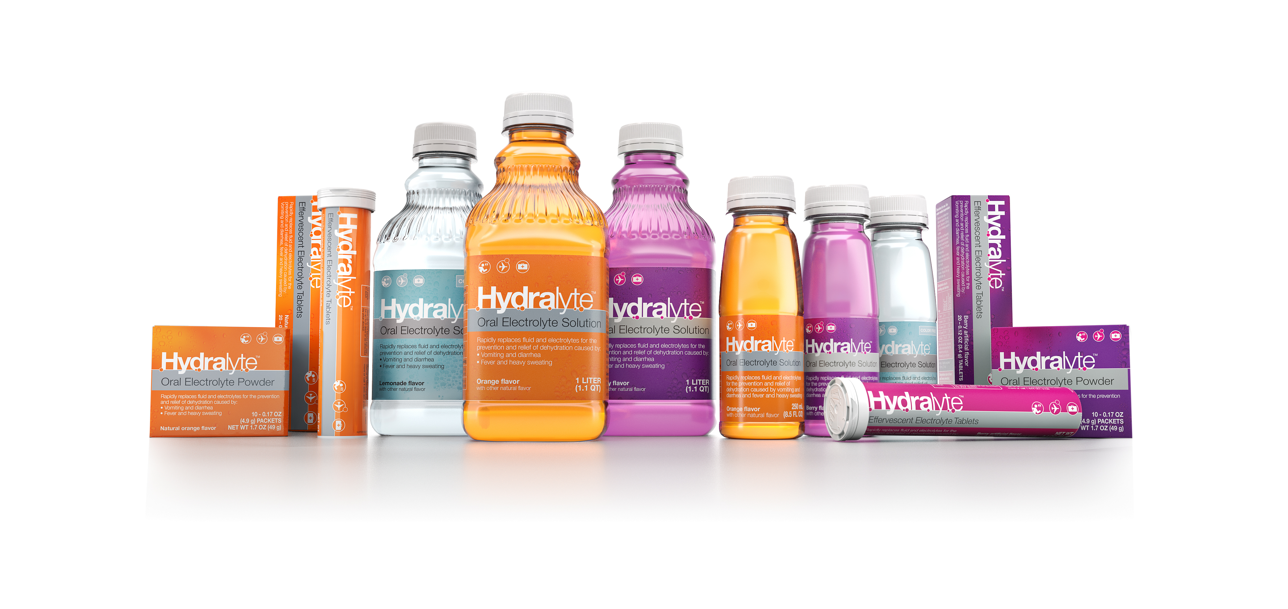 Hydralyte partners with Timmy Global Health to provide better tasting clinical hydration (Photo: Business Wire)