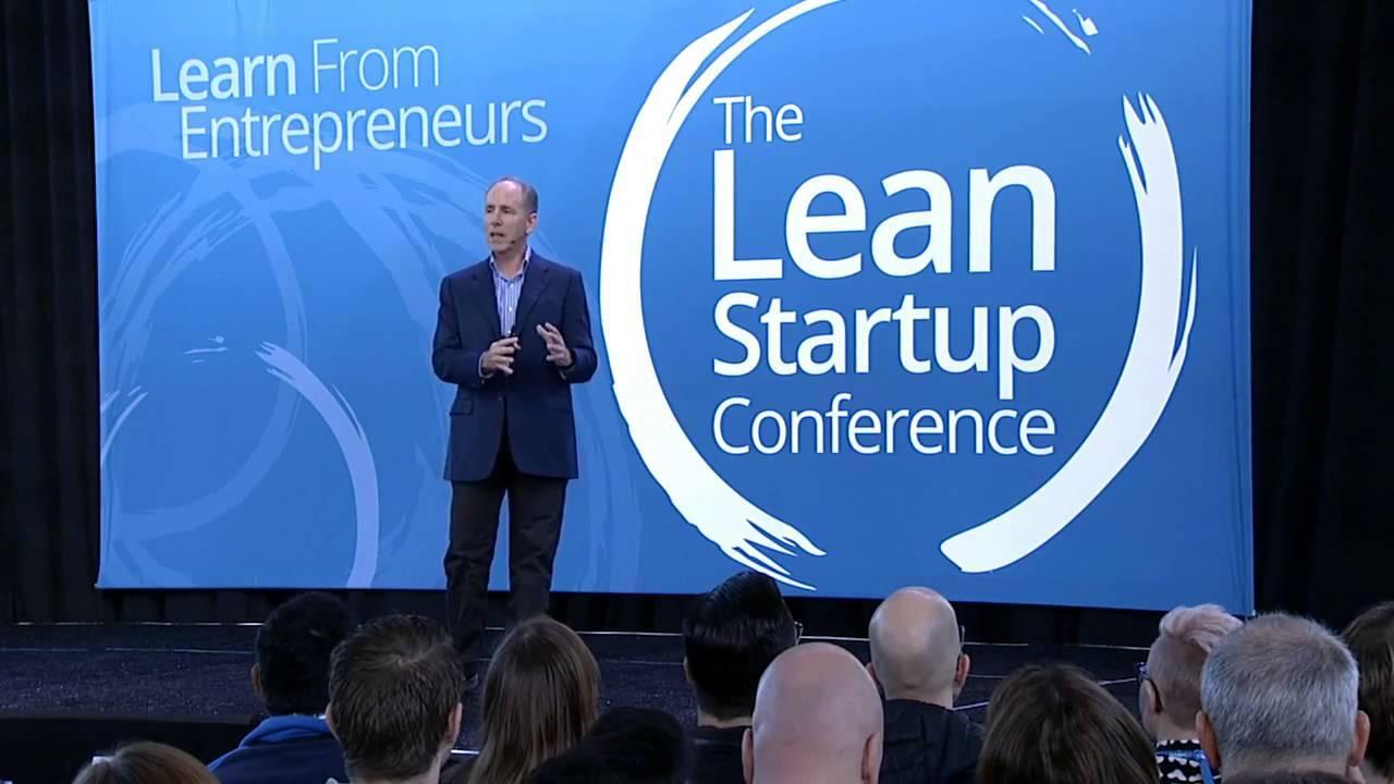Mark Little speaking on entrepreneurship. (Photo: Business Wire)