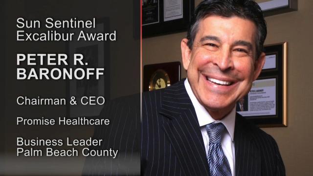 Peter Baronoff, Mentor and Healthcare Entrepreneur