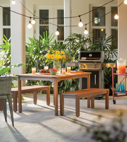 Wayfair Expands Selection of Outdoor Furnishings & Exterior Home Renovation Products (Photo: Business Wire)
