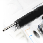 EndoRotor® Catheter deployed in colonoscope with System Console (Photo: Business Wire)